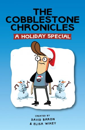 Cover of The Cobblestone Chronicles Holiday Special