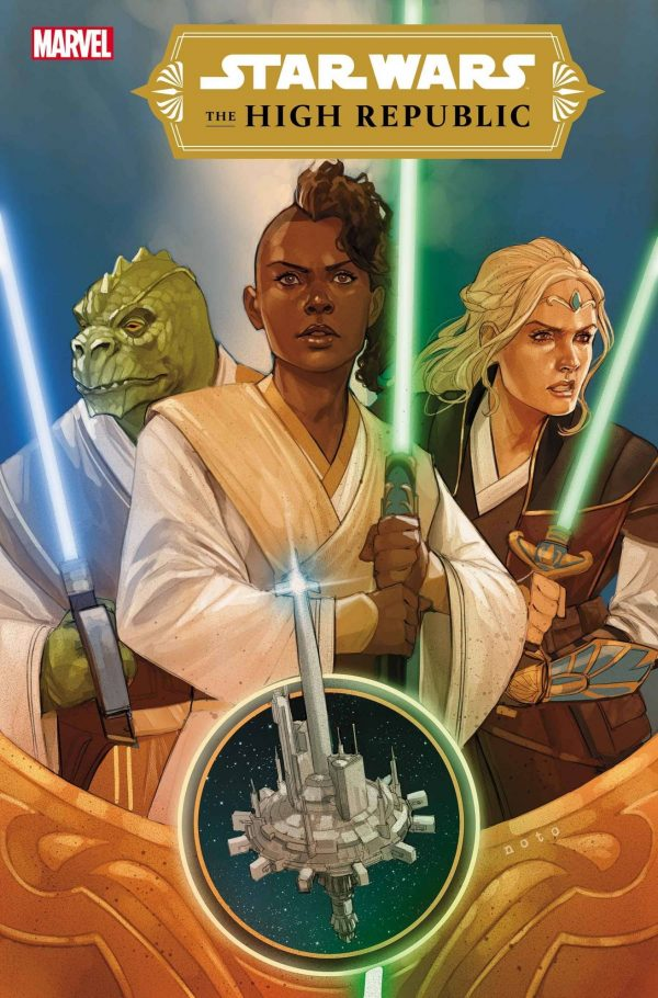 Cover Star Wars: The High Republic 1